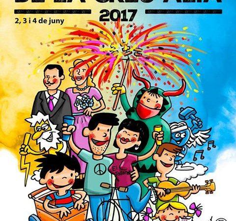 FESTA MAJOR DE LA CREU ALTA – 2017