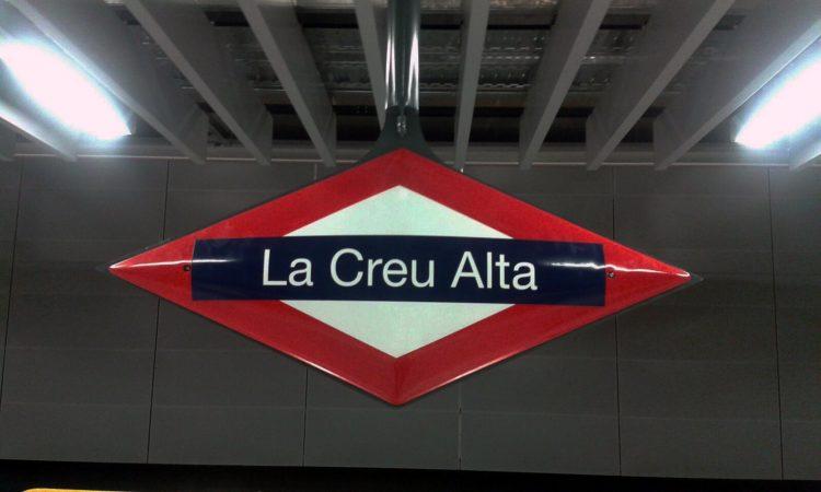 Estació de La Creu Alta