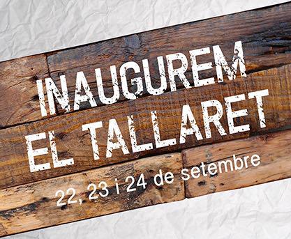 30è Aplec de Jonqueres – Inaugurem el local de El Tallaret